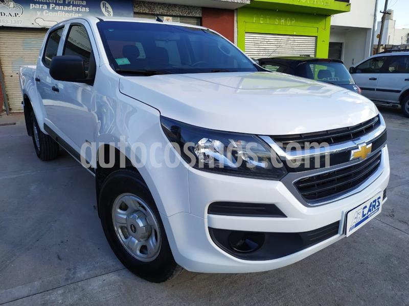 Chevrolet S 10 LT 2.8 4x4 CD usado (2018) color Blanco Summit precio $2.439.000