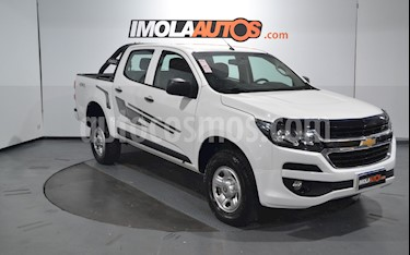 Chevrolet S 10 LS 2.8 4x4 CD usado (2017) color Blanco Summit precio $1.230.000
