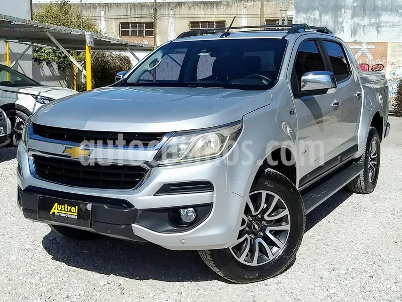 Chevrolet S 10 LTZ 2.8 4x4 CD High Country Aut usado (2018) color Plata Switchblade precio $1.800.000