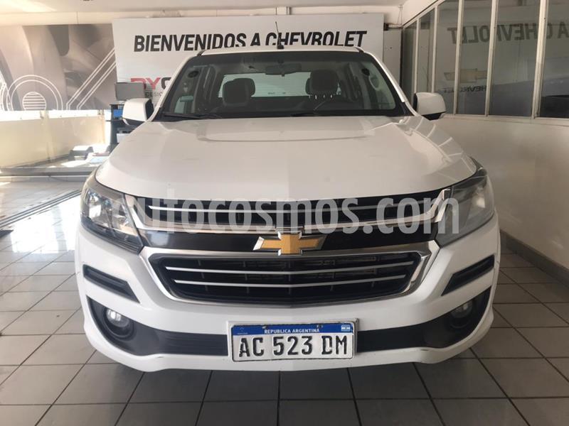 Chevrolet S 10 Serie Limitada 100 Anos 4x2 usado (2018) color Blanco precio $2.765.000