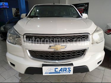 Chevrolet S 10 LT 2.8 4x2 CD usado (2016) color Blanco precio $1.270.000