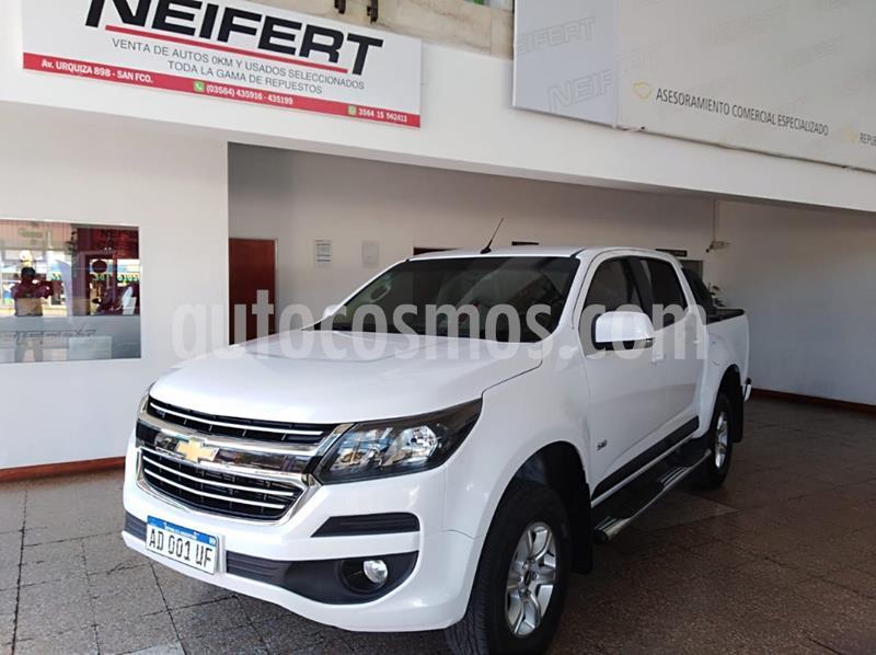 Chevrolet S 10 Serie Limitada 100 Anos 4x2 usado (2018) color Blanco precio $2.660.000