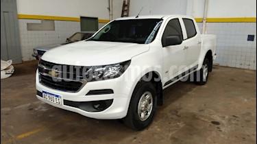Chevrolet S 10 - usado (2018) color Blanco precio $1.530.000