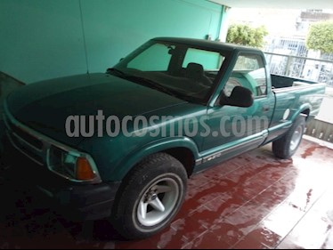 Foto venta Auto usado Chevrolet S-10 Cabina Regular (1995) color Verde Profundo precio $47,000