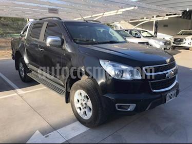 Foto venta Auto usado Chevrolet S 10 CD 2.8 4x2 LS (2014) color Negro precio $930.000