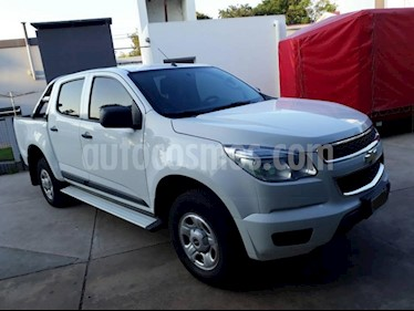 Chevrolet S 10 CD 2.8 4x2 LS usado (2013) color Blanco