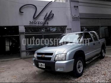 Foto venta Auto usado Chevrolet S 10 DLX 2.8 TD 4x2 CD (2011) color Gris Claro precio $410.000