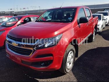 Foto venta Auto usado Chevrolet S-10 Doble Cabina (2017) color Rojo Flama precio $338,000
