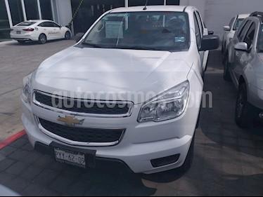 Foto venta Auto usado Chevrolet S-10 Doble Cabina (2016) color Blanco precio $285,000