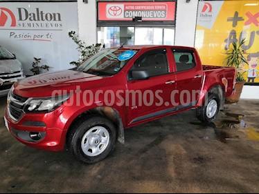 Foto venta Auto Seminuevo Chevrolet S-10 Doble Cabina (2017) color Rojo precio $325,000