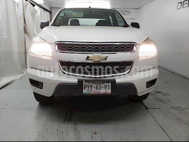 Foto venta Auto usado Chevrolet S-10 Doble Cabina (2016) color Blanco precio $269,900