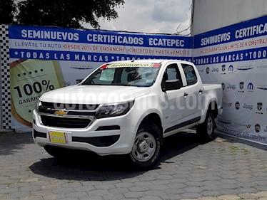 Foto venta Auto usado Chevrolet S-10 Doble Cabina (2017) color Blanco precio $274,000