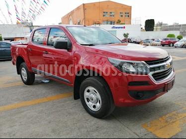 Foto venta Auto usado Chevrolet S-10 Doble Cabina (2017) color Rojo Flama precio $320,000
