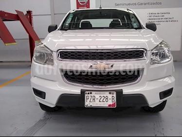 Foto Chevrolet S-10 Doble Cabina usado (2017) color Blanco precio $269,000