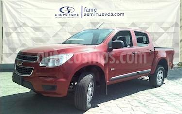 Foto venta Auto usado Chevrolet S-10 Doble Cabina (2016) color Rojo Flama precio $280,000