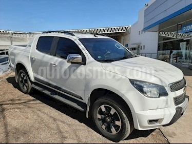 foto Chevrolet S 10 High Country 2.8 4x2 CD usado (2015) color Blanco Summit precio $1.150.000