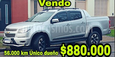 Foto Chevrolet S 10 High Country 2.8 4x2 CD usado (2016) color Gris precio $880.000