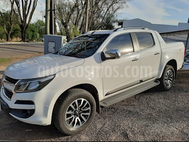 Foto venta Auto usado Chevrolet S 10 High Country 2.8 4x4 CD Aut (2016) color Blanco Summit precio $1.350.000