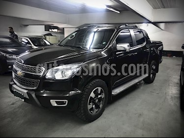 foto Chevrolet S 10 High Country 2.8 4x4 CD Aut usado (2015) color Marrón precio $1.100.000
