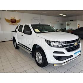 Foto venta Auto usado Chevrolet S 10 LS 2.8 4x2 CD (2018) color Blanco Summit precio $1.050.000
