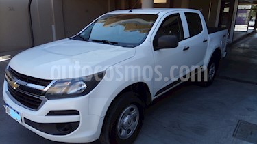 Chevrolet S 10 LS 2.8 4x4 CD usado (2017) color Blanco Summit precio $850.000