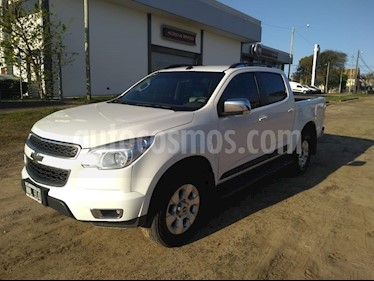 Foto Chevrolet S 10 LTZ 2.8 4x2 CD usado (2014) color Blanco Mahler precio $1.020.000