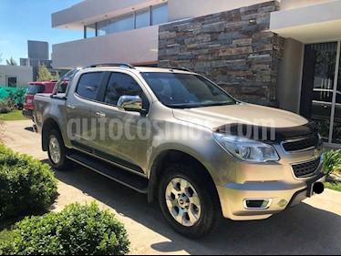 Foto venta Auto usado Chevrolet S 10 LTZ 2.8 4x2 CD (2013) color Gris Artemis precio $620.000