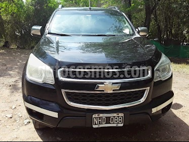 Chevrolet S 10 LTZ 2.8 4x4 CD Aut usado (2013) color Negro precio $980.000