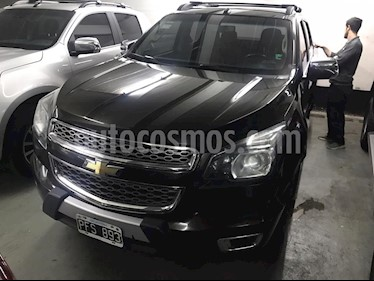 Foto venta Auto usado Chevrolet S 10 LTZ 2.8 4x4 CD High Country Aut (2015) color Gris Carbono precio $1.099.000
