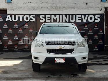 Chevrolet S-10 Cabina Regular usado (2016) color Blanco precio $235,000