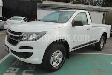 Chevrolet S-10 Cabina Regular usado (2017) color Blanco precio $245,000