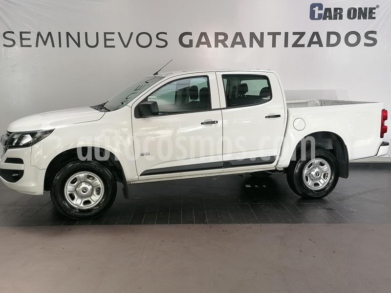 Chevrolet S-10 Doble Cabina usado (2017) color Blanco precio $289,900