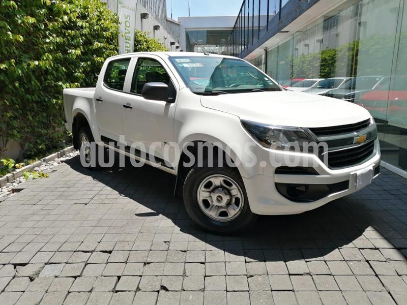 Chevrolet S-10 Doble Cabina usado (2017) color Blanco precio $290,000