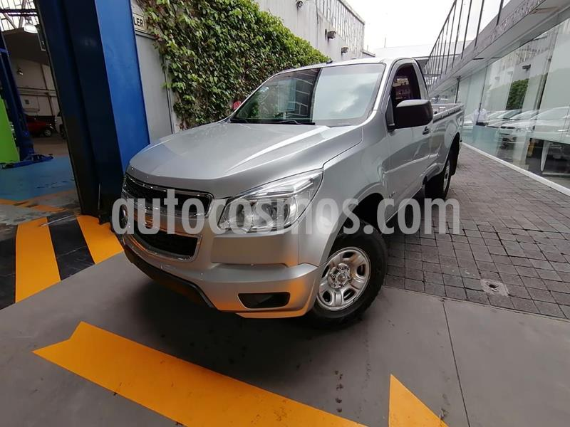 Chevrolet S-10 Cabina Regular usado (2016) color Plata precio $230,000