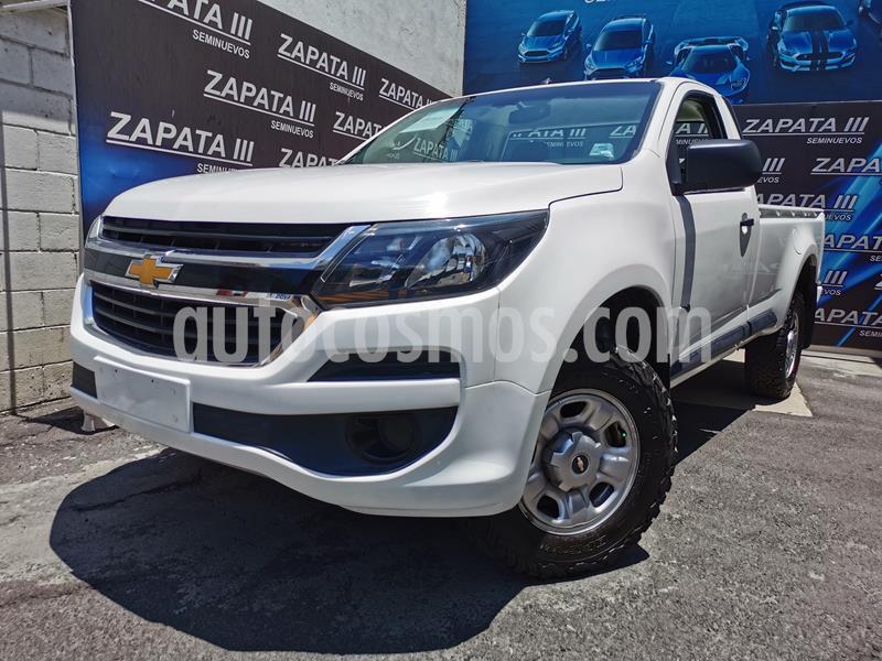 Chevrolet S-10 Cabina Regular usado (2017) color Blanco precio $230,000
