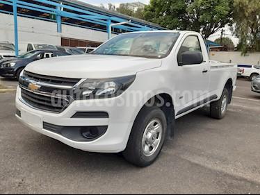 Chevrolet S-10 Cabina Regular usado (2017) color Blanco precio $244,000