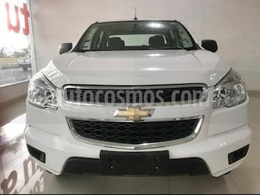 Chevrolet S-10 Doble Cabina usado (2016) color Blanco precio $50,000