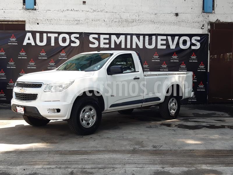 Chevrolet S-10 Cabina Regular usado (2016) color Blanco precio $219,000