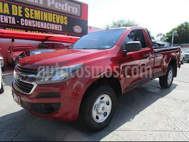 Chevrolet S-10 Cabina Regular usado (2017) color Rojo precio $229,000