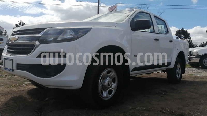 Chevrolet S-10 Doble Cabina usado (2017) color Blanco precio $262,000