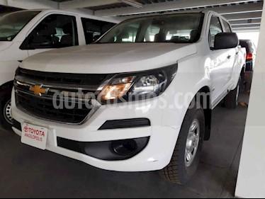 Chevrolet S-10 Doble Cabina usado (2017) color Blanco precio $285,000