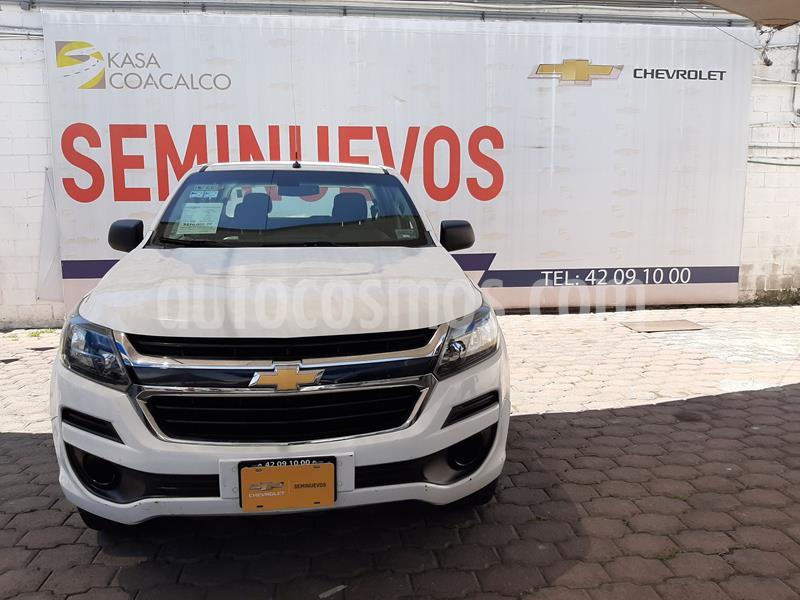 Chevrolet S-10 Doble Cabina usado (2016) color Blanco precio $270,000