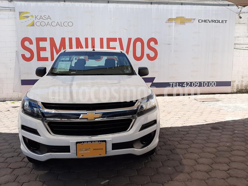 Chevrolet S-10 Doble Cabina usado (2017) color Blanco precio $280,000