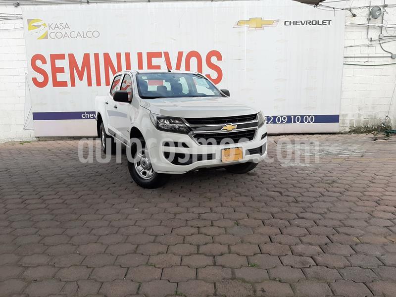 Chevrolet S-10 Doble Cabina usado (2017) color Blanco precio $270,000