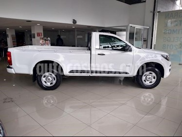 Chevrolet S-10 2P CABINA REGULAR L4/2.5 MAN usado (2017) color Blanco precio $255,000