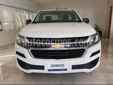 Chevrolet S-10 Cabina Regular usado (2017) color Blanco precio $219,000