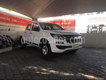 Chevrolet S-10 Doble Cabina usado (2017) color Blanco precio $243,000
