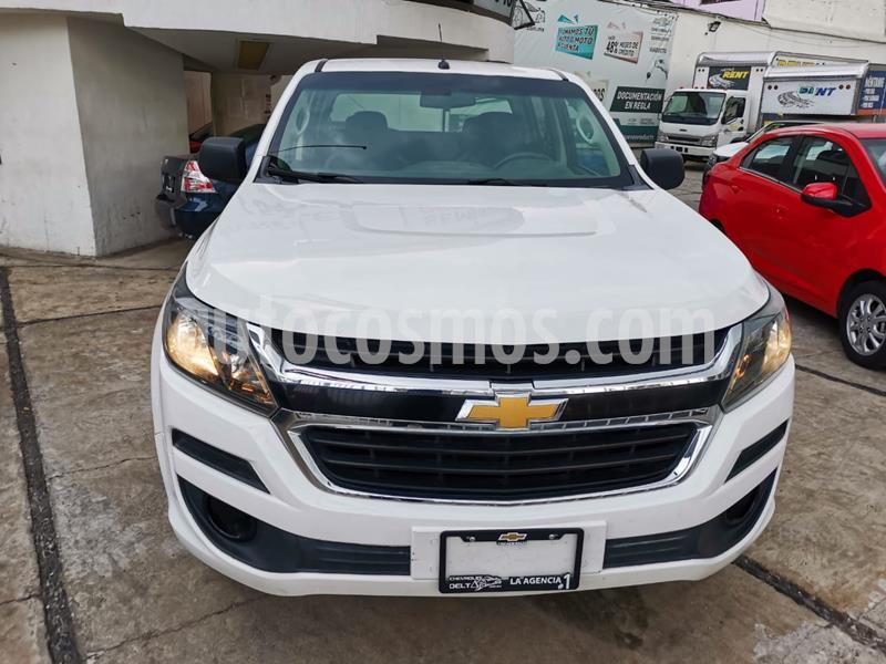 Chevrolet S-10 Doble Cabina usado (2017) color Blanco precio $265,000