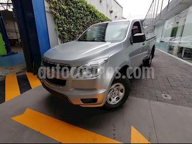 Chevrolet S-10 Cabina Regular usado (2016) color Plata precio $250,000