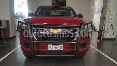 Chevrolet S-10 2P CABINA REGULAR L4/2.5 MAN usado (2017) color Rojo precio $276,500